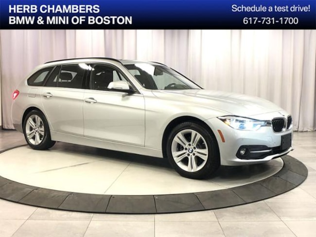 New 2018 BMW 328d xDrive AWD Sports Wagon for sale in the Boston MA area