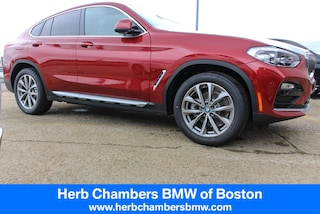 New 2019 BMW X4 xDrive30i Sports Activity Coupe in Boston, MA