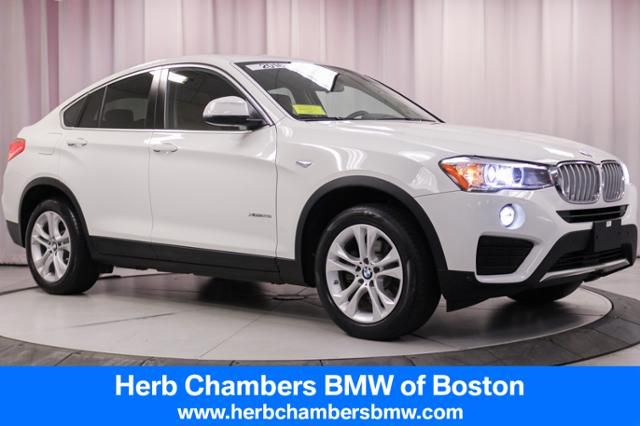 2016 BMW X4 xDrive28i AWD Sports Activity Coupe
