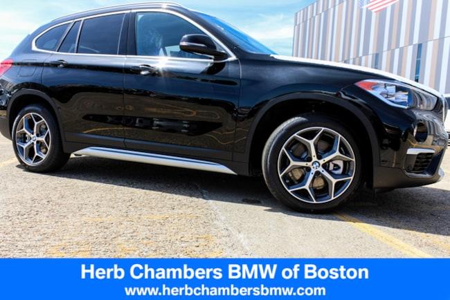 New 2019 BMW X1 xDrive28i SUV in Boston
