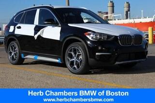 New 2019 BMW X1 xDrive28i SUV in Boston, MA