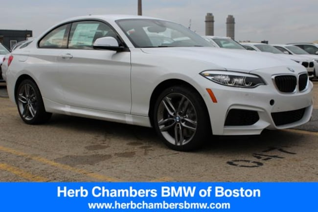 New 2019 BMW 230i xDrive Coupe in Boston