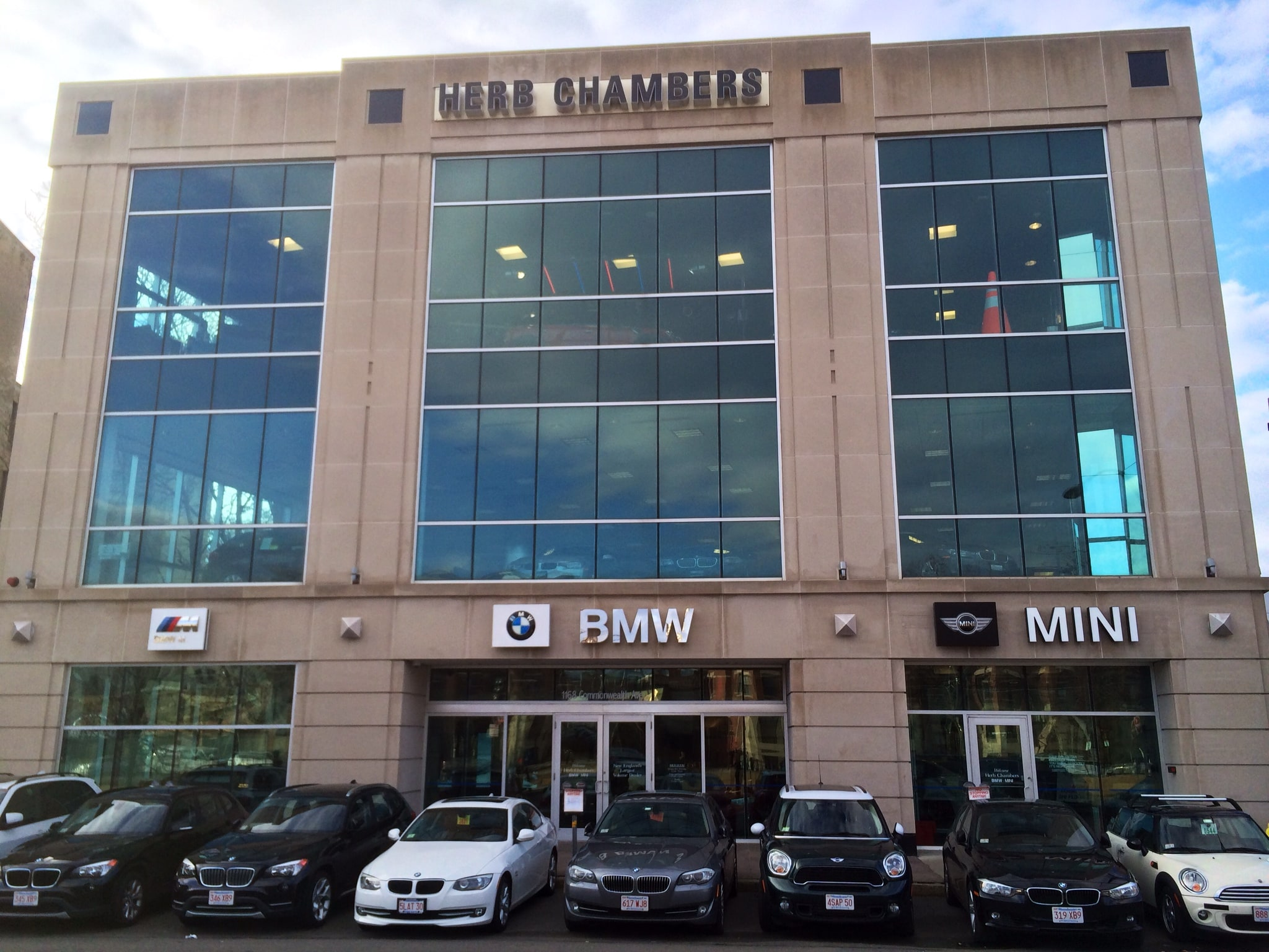 about herb chambers bmw | new & used bmw dealership in boston, ma
