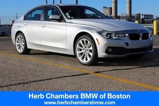 New 2018 BMW 320i xDrive Sedan Sudbury, MA