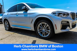 New 2019 BMW X4 M40i Sports Activity Coupe Sudbury, MA