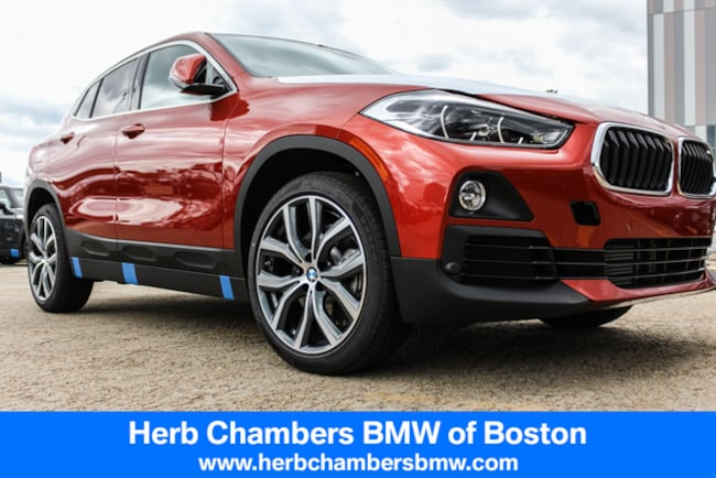 New 2019 BMW X2 xDrive28i Sports Activity Coupe in Boston