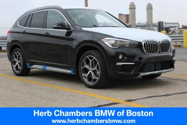 New 2018 BMW X1 xDrive28i SAV in Boston