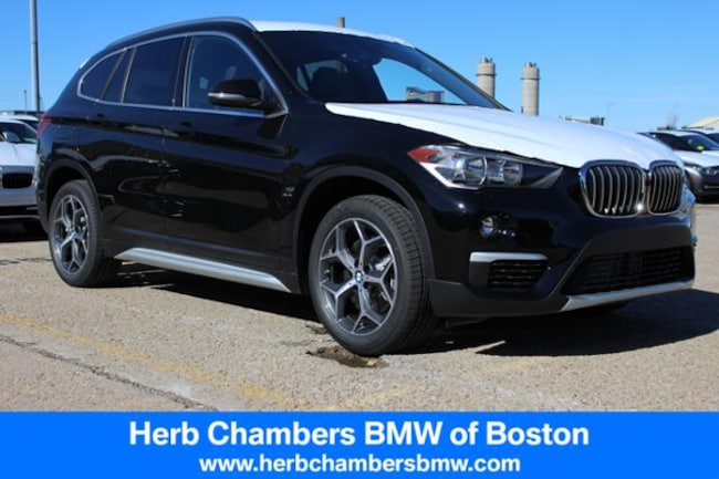 New 2018 BMW X1 sDrive28i SAV in Boston