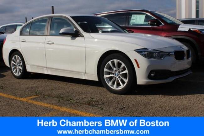 New 2018 BMW 320i xDrive Sedan in Boston