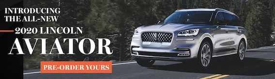 PRE-ORDER THE 2020 LINCOLN AVIATOR | Herb Chambers Lincoln