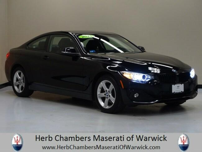 2015 BMW 428i 428I Xdrive Coupe