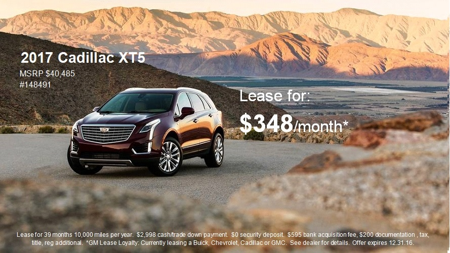 New 2016-2017 CADILLAC & Pre-Owned Luxury Car Dealership