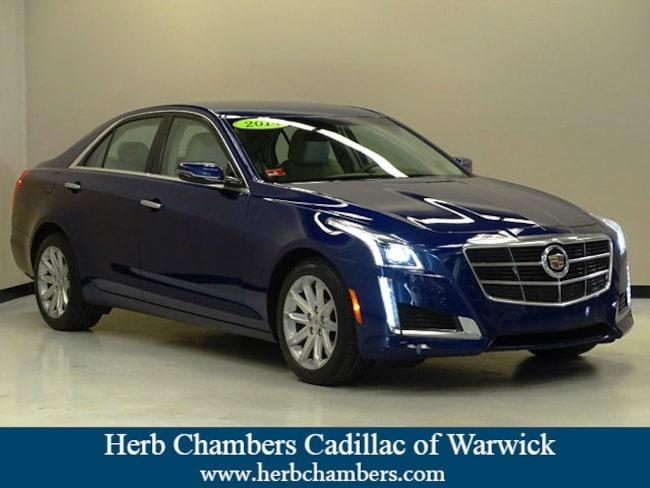 2014 CADILLAC CTS Luxury AWD Sedan