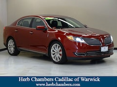 Used 2013 Lincoln MKS Ecoboost Sedan for sale in Norwood, MA