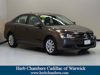 Used 2014 Volkswagen Jetta SE Sedan for sale in Warwick RI
