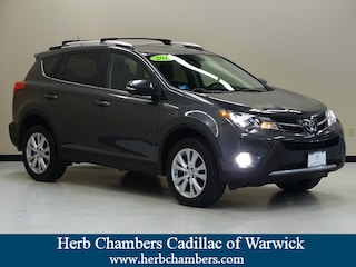 Used 2015 Toyota RAV4 Limited SUV for sale in Warwick RI
