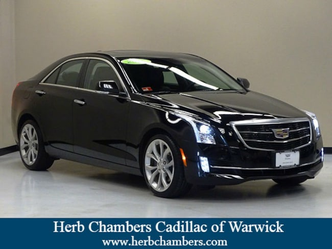 2016 CADILLAC ATS Performance Collection AWD Sedan