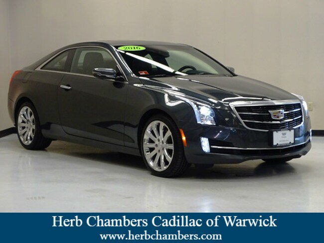 2016 CADILLAC ATS Performance Collection AWD Coupe