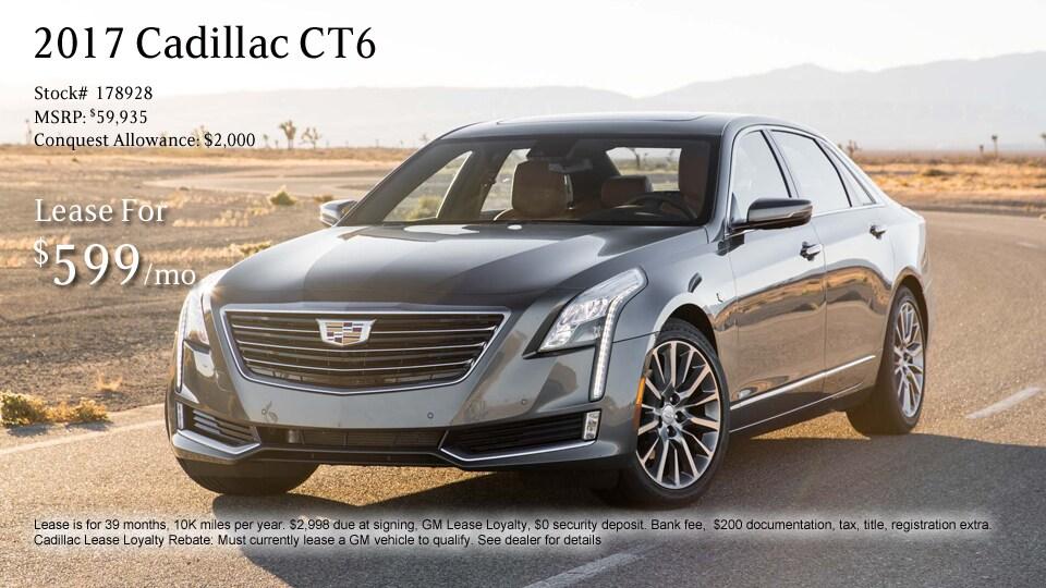 New CADILLAC & Pre-Owned Car Dealership Near Providence