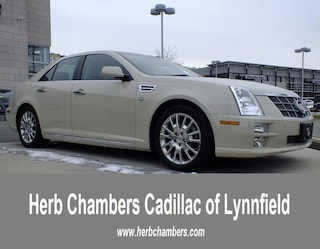 Pre-Owned 2011 CADILLAC STS Premium Sedan CL1684A near Boston