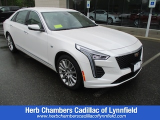 New 2019 CADILLAC CT6 3.6L Luxury Sedan in Boston, MA