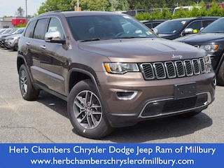New 2018 Jeep Grand Cherokee LIMITED 4X4 Sport Utility in Danvers near Boston, MA