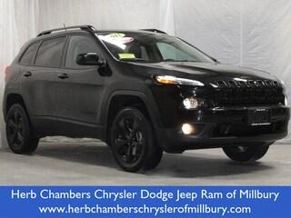 2015 Jeep Cherokee Latitude Altitude Sport Utility