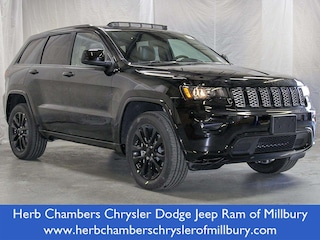 New 2019 Jeep Grand Cherokee ALTITUDE 4X4 Sport Utility in Danvers near Boston, MA