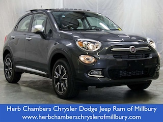 New 2018 FIAT 500X POP BLUE SKY EDITION AWD Sport Utility in Danvers near Boston, MA