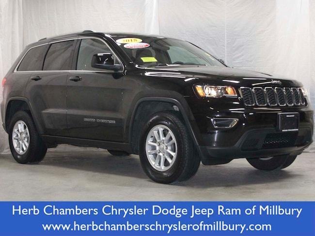 2018 Jeep Grand Cherokee Lare Sport Utility