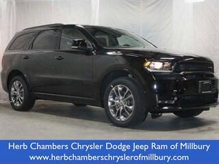 New 2019 Dodge Durango GT PLUS AWD Sport Utility in Danvers near Boston, MA