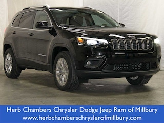 New 2019 Jeep Cherokee LATITUDE PLUS 4X4 Sport Utility in Danvers near Boston, MA