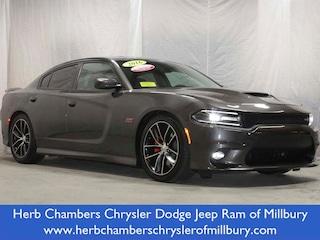 2016 Dodge Charger R/T Scat Pack Car