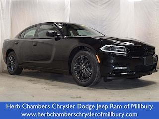 New 2019 Dodge Charger SXT AWD Sedan in Danvers near Boston, MA