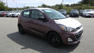 New 2021 Chevrolet Spark LS Manual Hatchback in Boston, MA