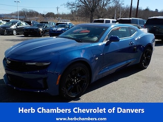 New 2019 Chevrolet Camaro Coupe for sale near you in Danvers, MA