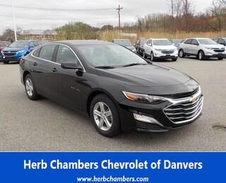 New 2019 Chevrolet Malibu LS w/1LS Sedan for sale near you in Danvers, MA