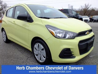 Used 2017 Chevrolet Spark LS Hatchback 118929A for sale near you in Danvers, MA