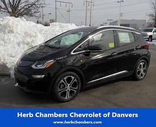New 2019 Chevrolet Bolt EV Premier Wagon for sale near you in Danvers, MA