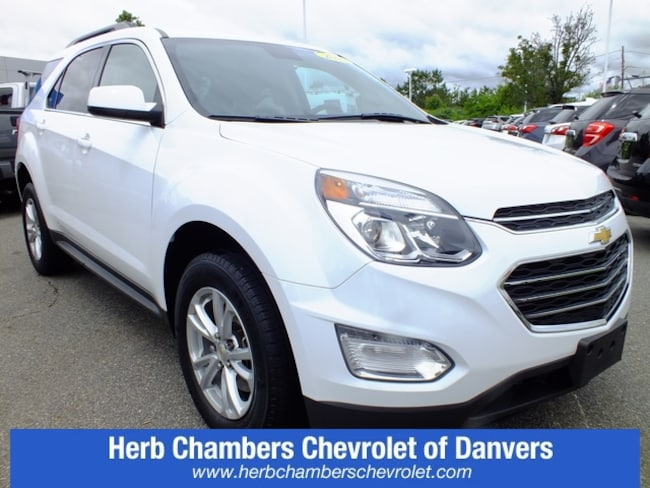 Certified Pre-Owned Pre-Owned 2017 Chevrolet Equinox For