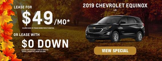 New Chevrolet Used Car Dealership In Danvers Ma