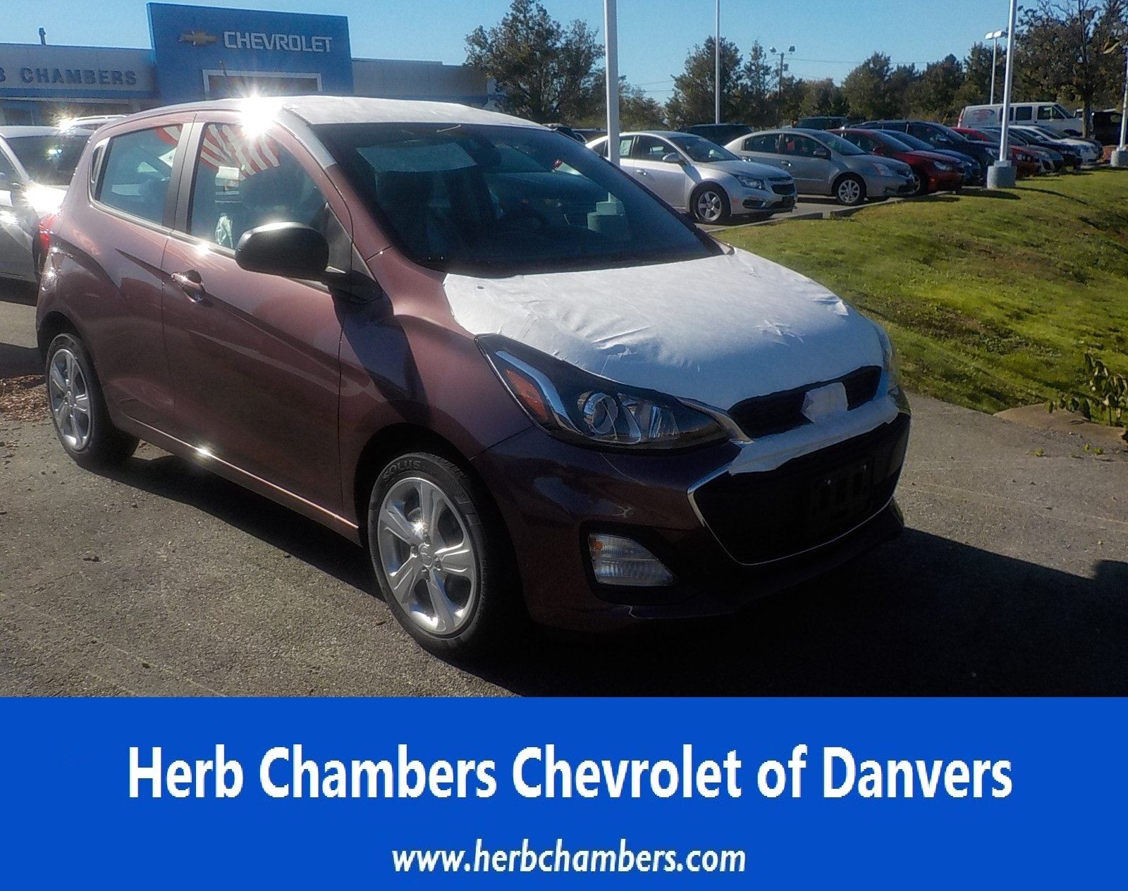2019 Chevrolet Spark Hatchback
