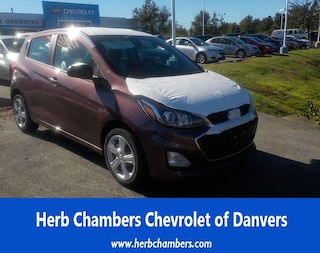 New 2019 Chevrolet Spark LS CVT Hatchback for sale near you in Danvers, MA
