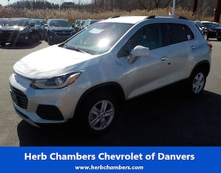 New 2019 Chevrolet Trax LT SUV for sale near you in Danvers, MA