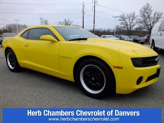 Used 2013 Chevrolet Camaro LS Coupe CD1871B for sale near you in Danvers, MA