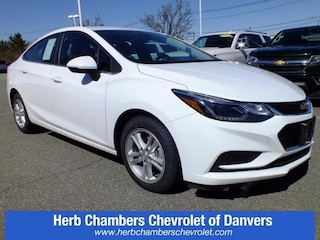 Used 2017 Chevrolet Cruze LT Sedan CD2054 for sale near you in Danvers, MA