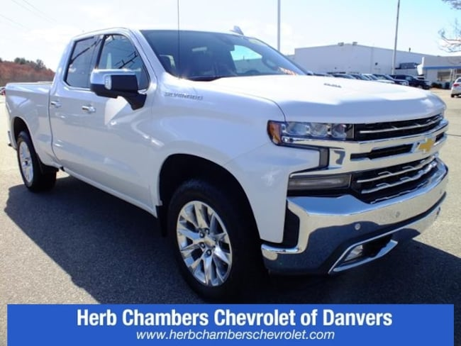 Herb Chambers Chevrolet >> Used 2019 Chevrolet Silverado 1500 For Sale At Herb Chambers Alfa