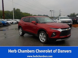 New 2019 Chevrolet Blazer Base w/2LT SUV for sale near you in Danvers, MA