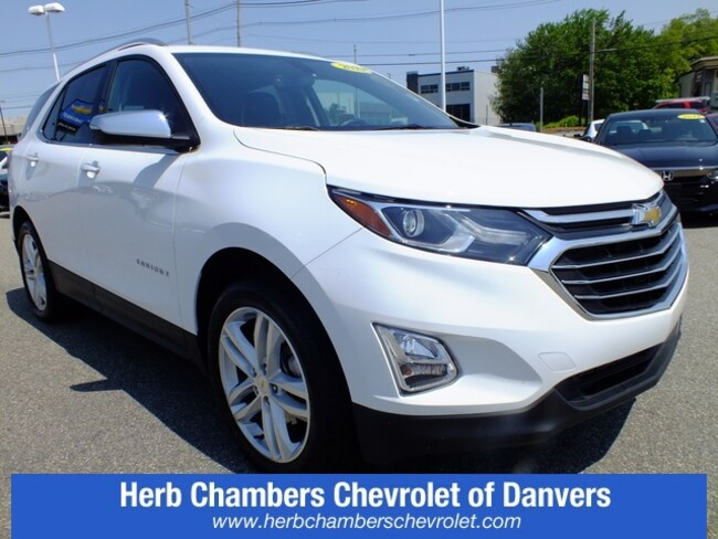 Pre-Owned 2019 Chevrolet Equinox Premier at Herb Chambers
