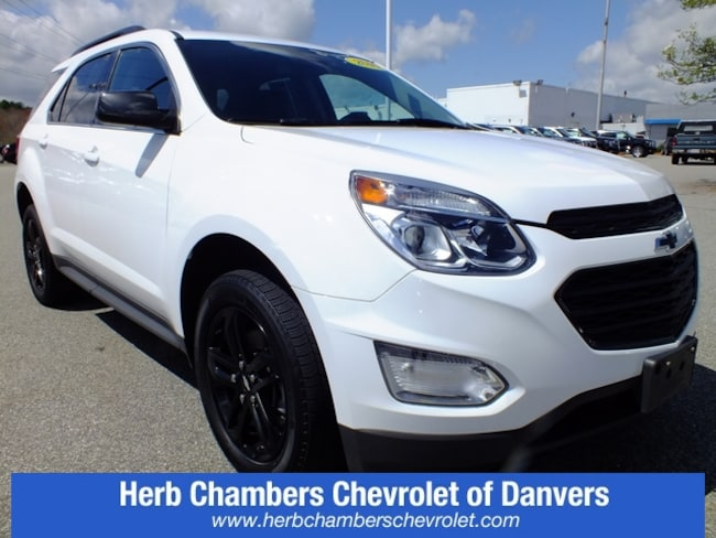 Herb Chambers Chevrolet >> Pre Owned 2017 Chevrolet Equinox Lt At Herb Chambers Bmw Of Boston